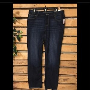 Maurice's regular mid rise jeans